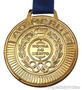 Imagem - Medalha Esportiva Pqna - 142-295-139