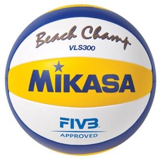 Imagem - Bola Mikasa Volei De Praia Champ Pro - VLS300-165-29