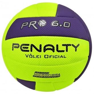 Imagem - Bola Penalty Volei 6.0 Pro X - 541604-197-304