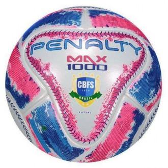 Imagem - Bola Penalty Futsal Max 1000 Ix - 541544-197-467