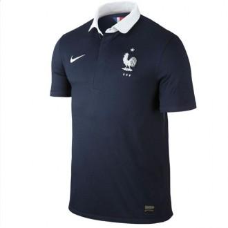Imagem - Camisa Nike Seleção França I 2014 - 577926-410-174-177