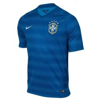 Imagem - Camisa Nike Seleção Brasileira II Stadium S/N° - 575282-493-174-380