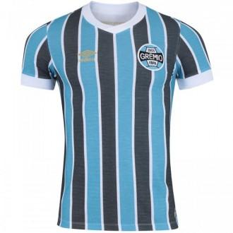 Imagem - Camisa Umbro Gremio Retro 1983 Promocao - 606362-426-20