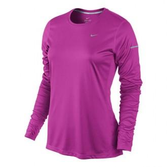 Imagem - Camiseta Nike Feminina Manga Longa Miler Ls - 519833-542-174-273