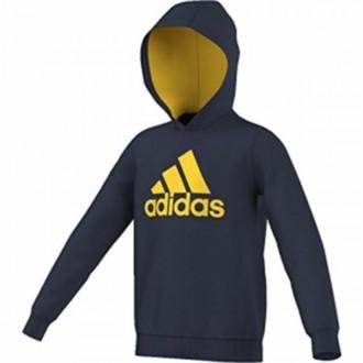 Imagem - Moletom Adidas Capuz Yb Ess Logo Hd - AY8247-1-161