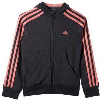 Imagem - Jaqueta Adidas Moletom Infantil Ess 3s Fz - AY8338-1-113