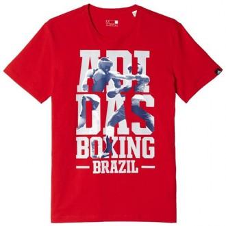Imagem - Camiseta Adidas Rio Boxing - AY7203-1-321
