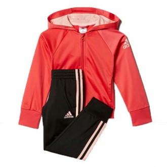 Imagem - Agasalho Adidas Infantil Lg Kn Tracksuit - BP9343-1-327