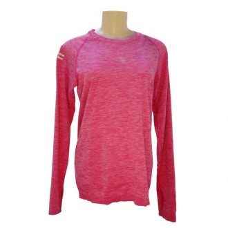 Imagem - Camiseta Lupo Feminina Manga Longa Wrun - 71634-149-116