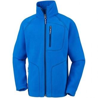 Imagem - Jaqueta Columbia Infantil Fleece Fast Trek Ii Full Ziper - WY6779-440-428-15