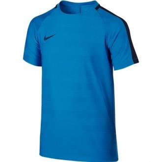 Imagem - Camiseta Nike Infantil Dry Squad Top Ss - 844622-435-174-347