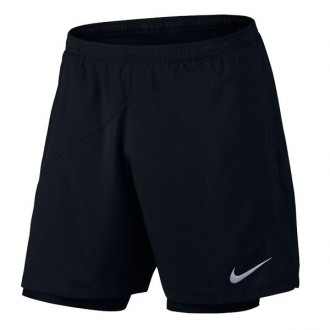 Imagem - Bermuda Nike Flx 2in1 7 In Distance - 834222-010-174-219