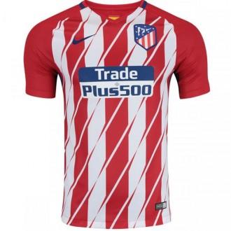 Imagem - Camisa Nike Atletico De Madrid Home 17/18 - 847291-612-174-314