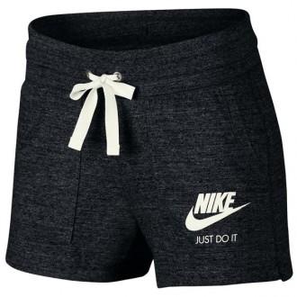 Imagem - Short Nike Fem Moleton Nsw Gym Vintage - 883733-010-174-107