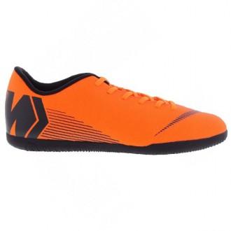 Imagem - Tenis Nike Mercurial Vapor 12 Club Ic Futsal - AH7385-810-174-156