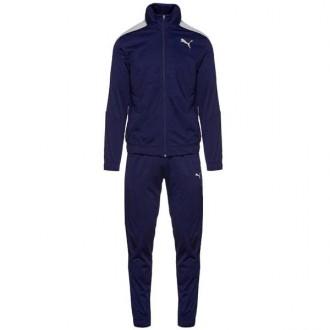 Imagem - Agasalho Puma Classic Tricot Suit Cl - 594840-06-218-177