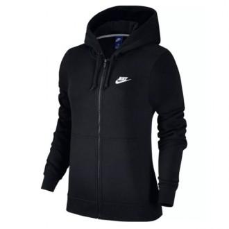 Imagem - Jaqueta Nike Moleton Feminina Hoddie Flc - 853930-010-174-219