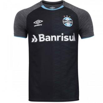 Imagem - Camisa Umbro Gremio Aquecimento 2018 - 771404-426-243