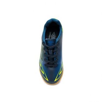 Imagem - Tenis Umbro Indoor Speed Iii Junior - 0F8 2049-283-466
