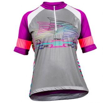 Imagem - Camisa Poker Ciclista C/Ziper Platina Ii - 04038-208-198