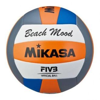 Imagem - Bola Mikasa Volei De Praia Mood - VXS-BMD-O-165-31