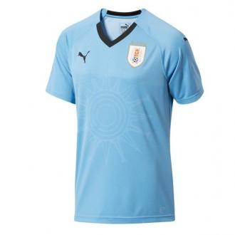 Imagem - Camisa Puma Uruguay Home 2018 - 752576-01-218-12
