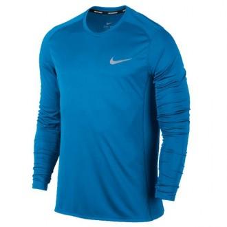 Imagem - Camiseta Nike M/L Dry Miler Top - 833593-482-174-647