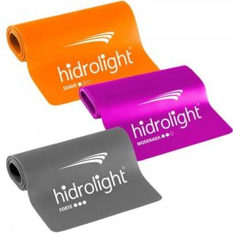 Imagem - Kit Faixa Hidrolight Tape C/3