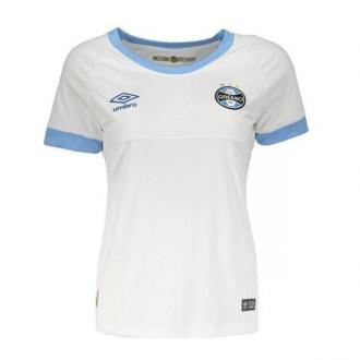 Imagem - Camisa Umbro Gremio Feminina Oficial 2 2018 - 778308-426-30