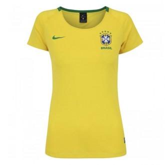 Imagem - Camisa Nike Cbf Feminina Torcida 2018 - AA3129-749-174-359