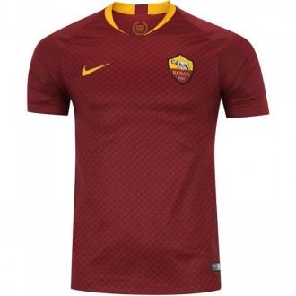 Imagem - Camisa Nike As Roma Home 18-19 - 919020-677-174-621