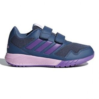 Imagem - Tenis Adidas Altarun Cf K Infantil - AH2409-1-436