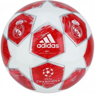 Imagem - Mini Bola Adidas Finale 18 Real Madrid - CW4137-1-314
