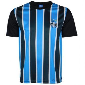 Imagem - Camiseta Gremio Dry Tricolor - G-607-318-20