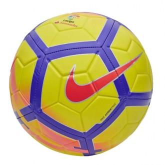 Imagem - Bola Nike Futcampo Strike La Liga 18/19 - SC3313-710-174-706