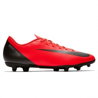 Imagem - Chuteira Nike Mercurial Vapor 12 Club Cr7 Fg - AJ3723-600-174-318