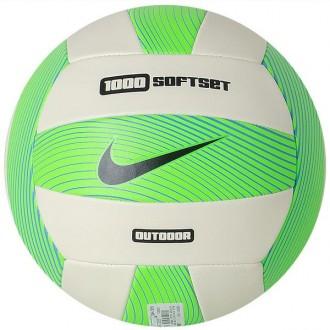 Imagem - Bola Nike Voleibol Soft Set Outdoor - VB0067-932-174-551