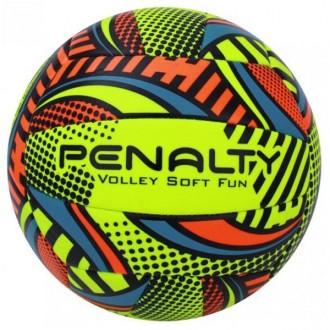 Imagem - Bola Penalty Voleibol Soft Fun Viii - 510784-197-726