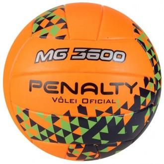Imagem - Bola Penalty Voleibol Mg3600 Fusion Viii - 520314-197-728