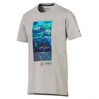 Imagem - Camiseta Puma Mercedes Team Tee - 576754-02-218-628