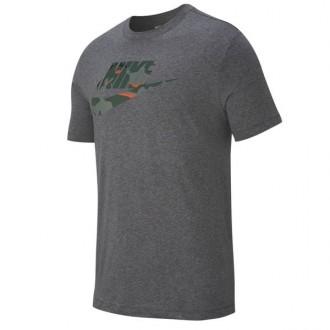 Imagem - Camiseta Nike Sportswear Tee Camo - AR4995-071-174-362