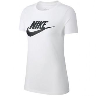 Imagem - Camiseta Nike Feminina Nsw Tee Essential Icon Futura - BV6169-100-174-53