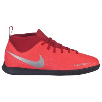 Imagem - Tenis Nike Phantom Vsn Club Df Ic Futsal Junior - AO3293-600-174-320