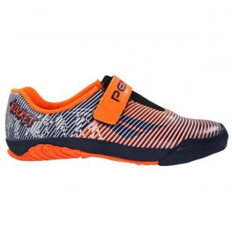 Imagem - Tenis Penalty Indoor K Atf Rocket Velcro Ix - 116176-197-753