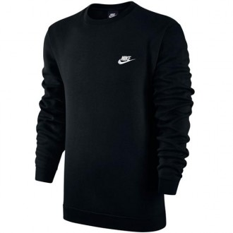 Imagem - Moletom Nike Sportswear Crew Flc Club - 804340-010-174-219
