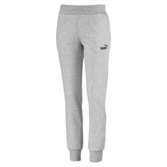 Imagem - Calca Puma Feminina Essentials Fleece Pants - 851827-04-218-116