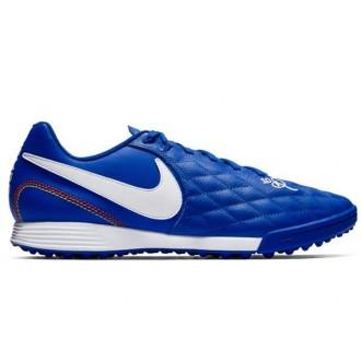 Imagem - Chuteira Nike R10 Tiempo Legendx 7 Academy Tf - AQ2218-410-174-16