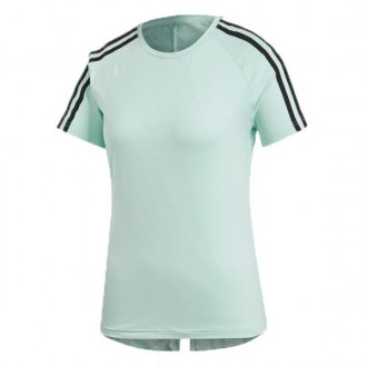 Imagem - Camiseta Adidas Feminina D2m 3s Tee - DU2074-1-448