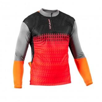 Imagem - Camisa Poker Ciclismo C/Ziper Freeride Manga Longa - 04088-208-265