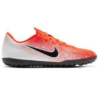 Imagem - Chuteira Nike Mercurial Vaporx 12 Club Tf - AH7386-801-174-689